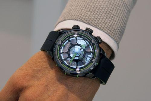 orologio atomico da polso